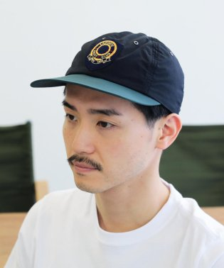 LACOSTE × BEAMS / 別注 ナイロン キャップ