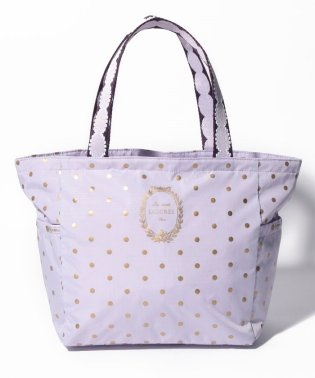 SMALL PICTURE TOTE ポワ・カシス・ヴィオレット