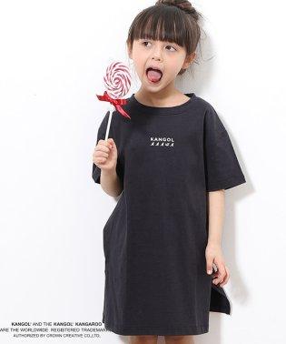 【KANGOL×ROPE' PICNIC KIDS】ワンピース