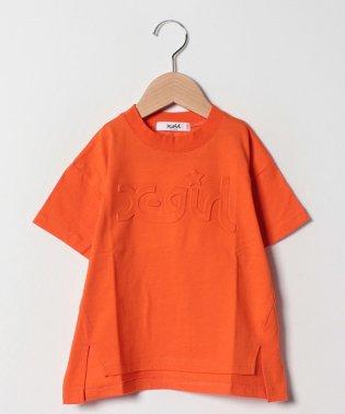 ワキ切り替えミルズロゴTシャツ