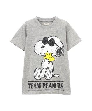 LOVE-T ボーイズ スヌーピーTシャツ 362153205
