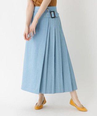 MACKINTOSH(マッキントッシュ)ラッププリーツスカート