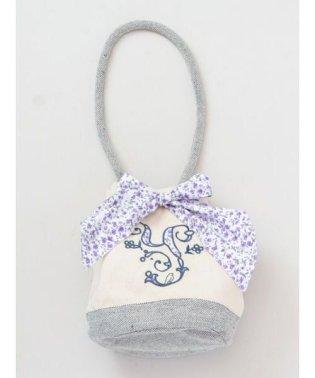 【欧州航路】イニシャル刺繍ショルダーバッグ