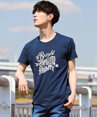 大きいサイズの綿100%アメカジ半袖Tシャツ