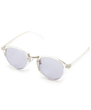 ボストンメタルブリッジファッションメガネ