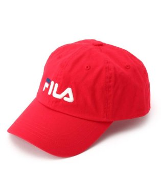 FILA(フィラ)ロゴキャップ