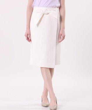 ウエストリボンタイトスカート《ASAKO》