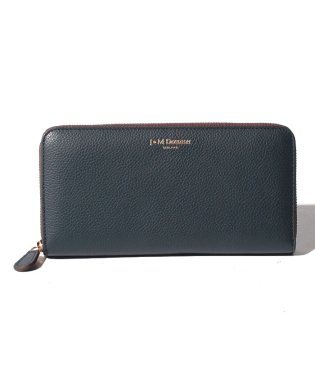 【J&M DAVIDSON】LONG ZIP WALLET