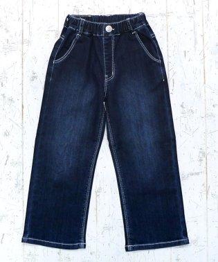 ガールライトデニムワイドパンツ(150~160cm)
