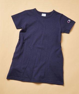 【ROPE' PICNIC KIDS】【Champion】チュニックTシャツ