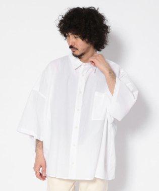 Whowhat/フーワット/5XL SHIRTS S/S SHORT/5XL ショートシャツ