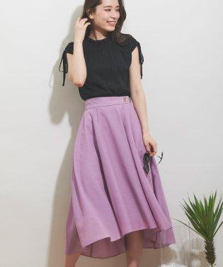 【美人百花・Ray7月号掲載/andGIRL6月号掲載】カラーテールスカート