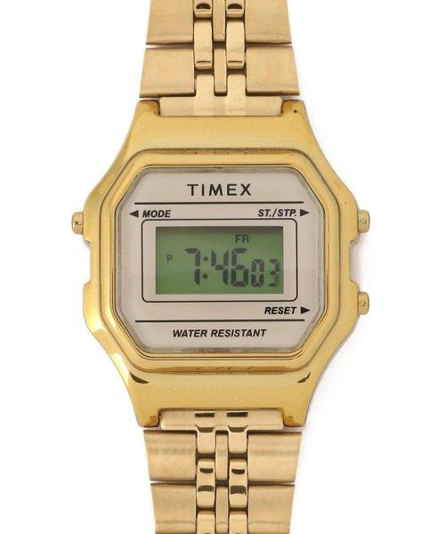 babcae5f68 TIMEX/タイメックス Classic Digital MINI/クラシック デジタル・ミニ ...