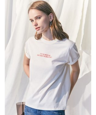 【SWEET×MERCURYDUO×紗栄子】シンプルロゴTシャツ