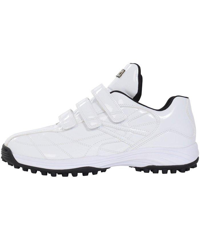 (s.a.gear/エスエーギア)エスエーギア/メンズ/SA−GEAR野球トレーニングシューズMS/メンズ ホワイト/ホワイト