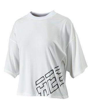 リーボック/レディス/ヨガ エコピュアクロップドTシャツ