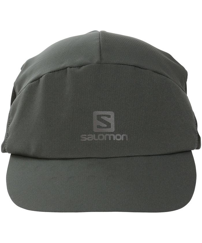 サロモン/キッズ/HEADWEAR XA COMPACT CAP URBAN CHIC/BLACK