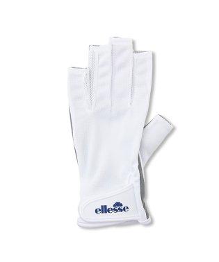 エレッセ/レディス/UV GLOVE (穴あき指きりロング両手)