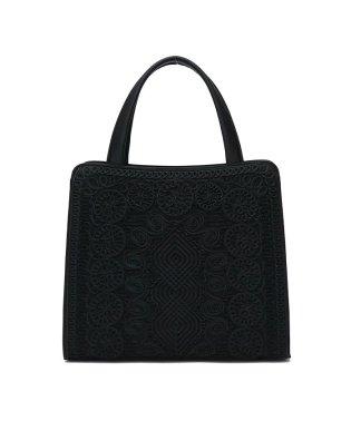 岩佐 フォーマルバッグ IWASA イワサ コード刺繍 フォーマルトートバッグ 日本製 ブラックフォーマル 冠婚葬祭 慶弔両用 8185
