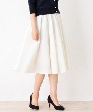 【洗濯機洗いOK・接触冷感】ギャザーフレアスカート
