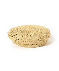 Ray BEAMS / スカシ ブレード ベレー帽