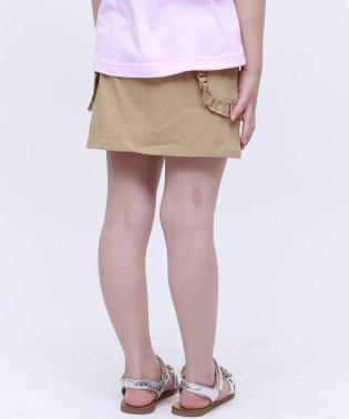 チノSTフリルポケットスカート