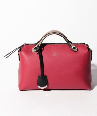 【FENDI】2WAYハンドバッグ/BY THE WAY MEDIUM【STRAWBERRY/BLACK/MULTICOLOR】