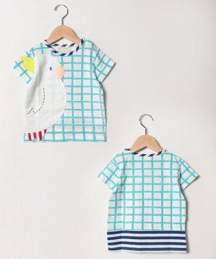 CHECKオウムTシャツ