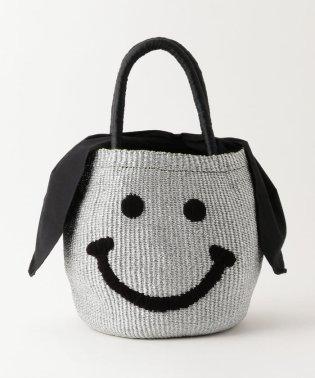 【a-jolie/アジョリー】スマイルメタリックかごバッグ