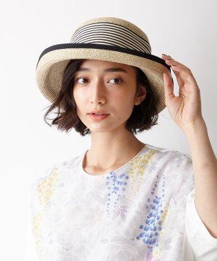 【バラ色の帽子】クラシカルパイピングクロシェ