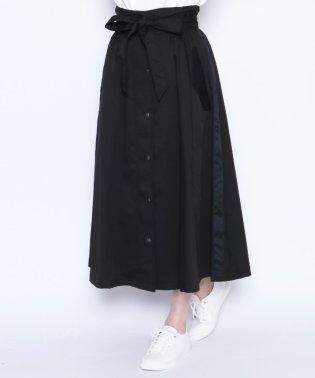 ★【ラディエイト RADIATE】ミリタリーデザイン フレアロングスカート
