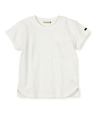 ポケット異素材半袖Tシャツ