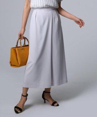 [L]ラップ風スカーチョパンツ