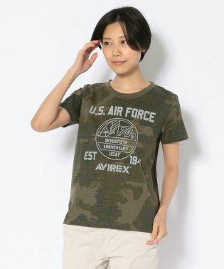 #70周年記念 ドライ ティーシャツ/ U.S.A.F. 70th ANNIV. DRY T-SHIRT