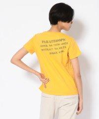#ティアード ポケット ティーシャツ/TIERED POCKET T-SHIRT