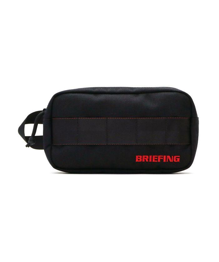 ブリーフィング ポーチ BRIEFING SINGLE ZIP POUCH GOLF ゴルフ BRG191A10