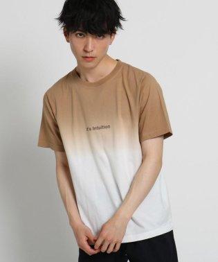 段染めTシャツ