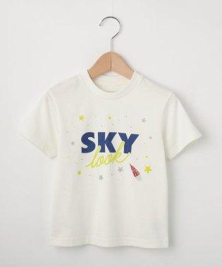 【100cm~150cm】「SKY ROCKET」Tシャツ