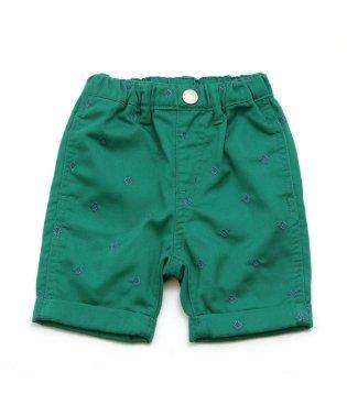 4色2柄半パンツ 5分丈
