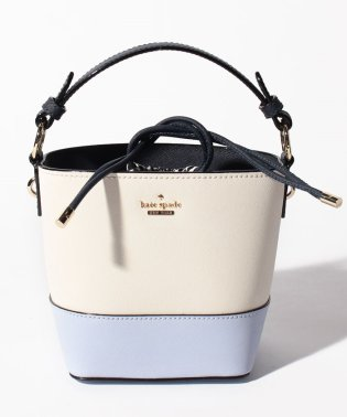 【KATE SPADE】2WAYハンドバッグ/PIPPA【CEMENT/MORNING MULTI】