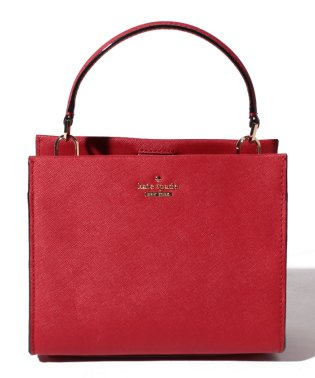【KATE SPADE】2WAYハンドバッグ/SMALL SARA【HERLOOMRED】