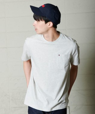 【オンライン限定】ポケットTシャツ/TOMMY CREW TEE