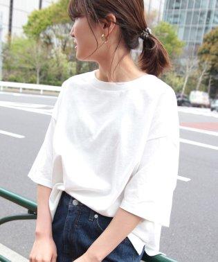【WEB限定】ベーシックビックTシャツ
