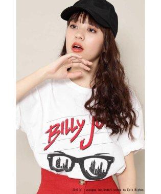 Billy JoelプリントTシャツ