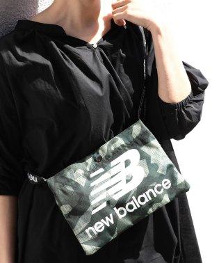 【NEW BALANCE】マルチバッグS