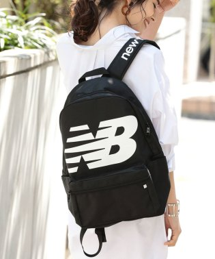 【NEW BALANCE】ロゴバックパック
