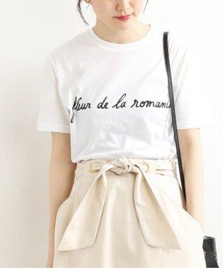ETRE CECILE FLEUR DE LA ROMANCE Tシャツ◆