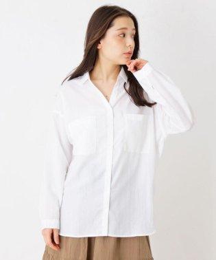 ベーシックカジュアルシャツ