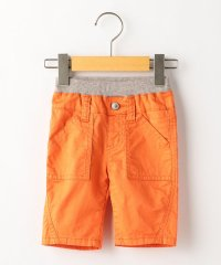 SHIPS KIDS:カラー 6分丈 ショーツ(80~90cm)