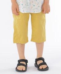 SHIPS KIDS:カラー 6分丈 ショーツ(100~130cm)